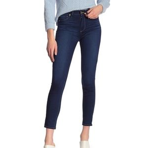 Paige Hoxton Ankle High Rise Skinny size 32 NWT